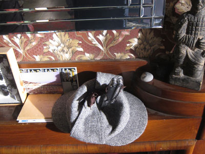 Picture of Sherlock's deerstalker